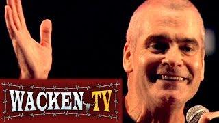 <b>Henry Rollins</b>  Full Show  Live At Wacken Open Air 2016