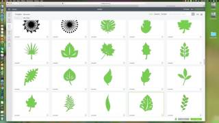 Cutting SVG Files Leaves In Your Cricut Machine