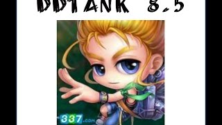 DDTANK 337-8.5, CAPAÇÃO À VISTA NA 8.6?