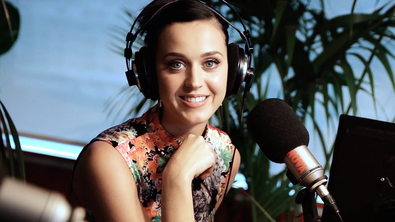Interview: Katy Perry's Mantra