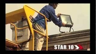 Самоходный мачтовый подъемник Haulotte Star 10
