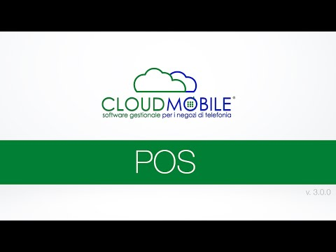 Cloud Mobile - POS - Vendita
