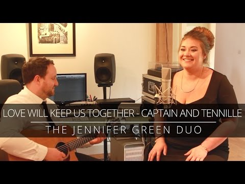 Wedding Singers UK | Love Will Keep Us Together - Captain & Tennille (Cover)