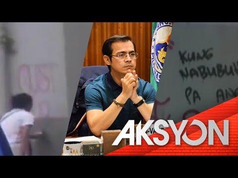 [News5]  Nahuling nag-vandalize sa Maynila