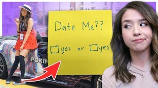 HE ASKED ME OUT AT TWITCHCON - Pokimane Vlog 1/2!