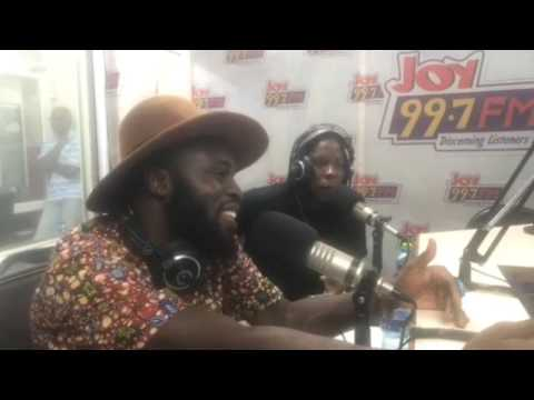 M.ANIFEST And EDEM  Interview || Talks Sarkodie Beef And More