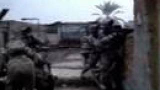 preview picture of video 'A Co 1/36 Infantry, Hit Iraq, 2ND PLATOON, ALPHATRAZ!'