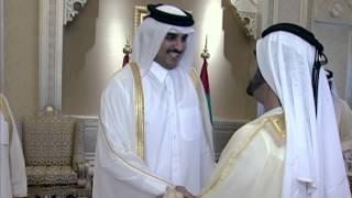 اغاني حصرية أغنية مهداة من شعب الإمارات الى الأشقاء في قطر تحميل MP3