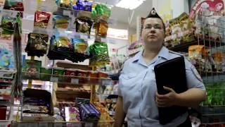 """МЕНТОВСКИЙ БЕСПРЕДЕЛ в  """"Есть хочу"""" В магазине фото-видеосъёмка запрещена!"""