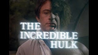 Joe Harnell - The Lonely Man  The Incredible Hulk