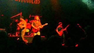 Que sonrisa tan rara - Extremaydura en La Trastienda 17/12/11