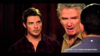 """Dallas 1x09 """"Family Business"""" promo"""
