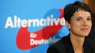 """""""Альтернатива для Германии"""" обещает избавить немцев от страха"""