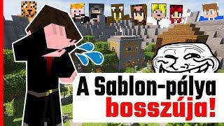 【AVM 149.】A SABLON PÁLYA BOSSZÚJA (EZ NAGYON POÉN! :D) - dooclip.me