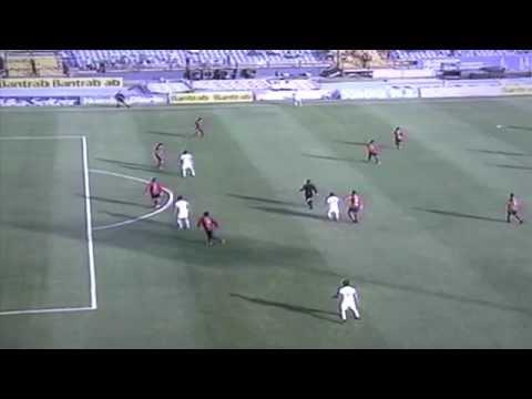 Gol de la polémica: ¿Fue o no fuera de juego el gol de los Cremas?