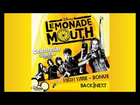livin on a highwire lemonade mouth free mp3