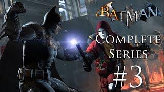Batman Arkham Series Chronological Playthrough - Max Difficulty - Part 3 - Detective Brucien