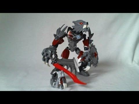 Vidéo LEGO Chima 70204 : CHI Worriz