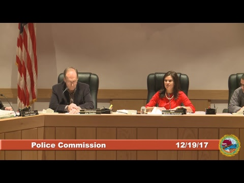 Police Commission 12.19.2017