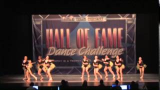 Sierra Armstrong 2010 - Advance Dance - Little Bird - Hall of Fame Dance Competition