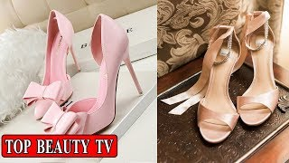 Pink wedding shoes, pink shoes for women