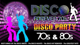 70s Disco Greatest Hits Vol. 2 || 70s Disco Party Mix