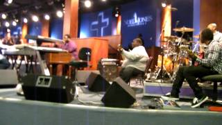 City of Refuge Musicians Bishop Noel Jones