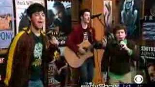 Jonas Brothers Classic Time For Me to Fly