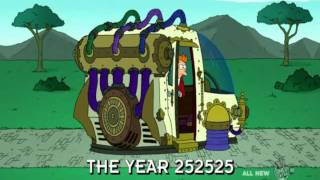 Futurama Time Travel Song.