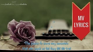 Let The Music Heal Your Soul | Bravo All Stars | Lyrics [Kara + Vietsub HD]