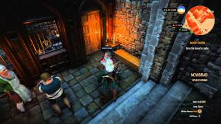 The Witcher 3 Wild Hunt how to exchange all the money into crowns! easy