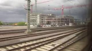 preview picture of video 'ICE 559 - Bielefeld Hbf - Hannover Hbf'
