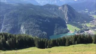 Альпы в Германии. Королевское озеро