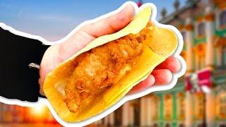 Такос в KFC. Что едят в Питере?