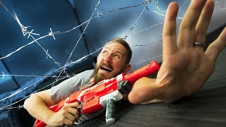 Extreme NERF Bootcamp Challenge!
