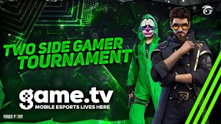 FREE FIRE SOLO TOURNAMENT WHO IS SOLO KING || POWERED BY GAME TV 10000 DIAMONDS PRIZE POOL