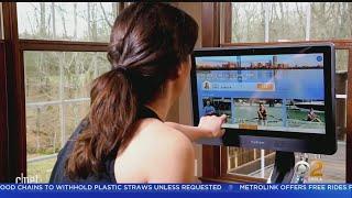 CNET Tech Minute: Home Fitness Gets High Tech