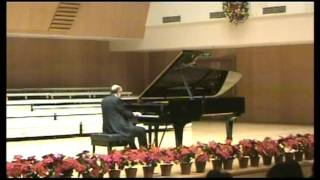 Scriabin Etude Op. 42 No. 5, Sonata No. 4, Op. 30. Dmitry Rachmanov, piano