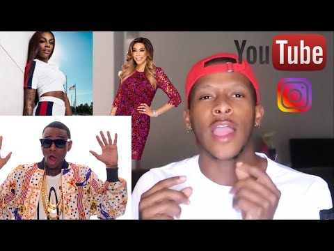 THIS WEEK ON SOCIAL MEDIA! ( JESS HILARIOUS, SOULJA BOY, WENDY WILLIAMS)