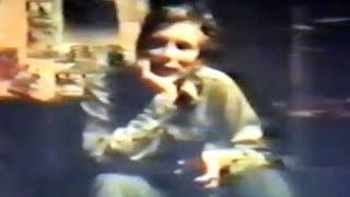 John Lydon Home Movie 1978