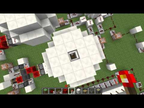 Redstone Respawn Delay Device Minecraft Project