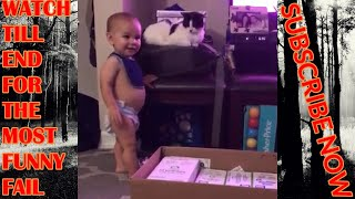 Try Not To Laugh Challenge - Funny Kids Fails Vines compilation 2019 - cat vines - Kids Vines