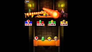 Mario Party Island Tour Minigames: Great Bars of Fire