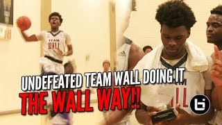 Malik Johnson & Team Wall Bring Championships to the Crib: Undefeated Start to Year 3