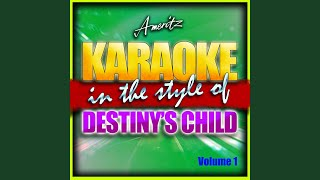 Happy Face (In the Style of Destiny's Child) (Karaoke Version)