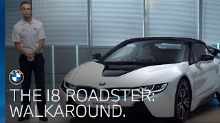 The BMW i8 Roadster | Walkaround