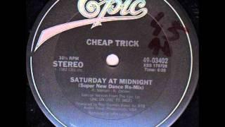 Cheap Trick - Saturday At Midnight (Super New Dance Re-mix)
