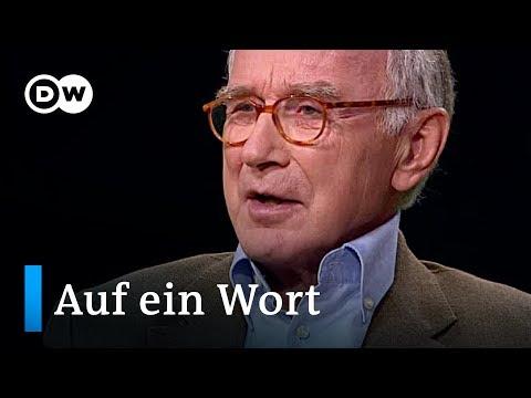 Auf ein Wort... Künstliche Intelligenz | Michel Friedman im Gespräch mit Christoph von der Malsburg