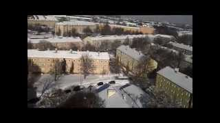 preview picture of video '1er Flug mit mein Quadrocopter Ramersdorf / Munich'