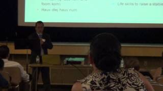 03-Vang Council of Wisconsin-conference: Dr Vincent K. Her - Hmong Anthropology Speech - Culture